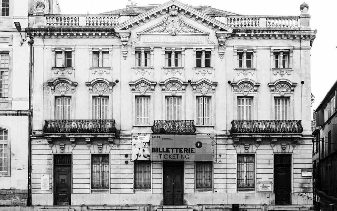 Les 50éme Rencontres d'Arles en 2019